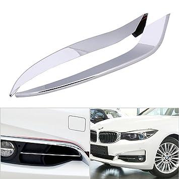 Luz Antiniebla Delantera Lámpara de Párpados Juego de Accesorios para Automóvil Delaman para BMW SERIE 3 GT F34 13-17 2 piezas: Amazon.es: Coche y moto