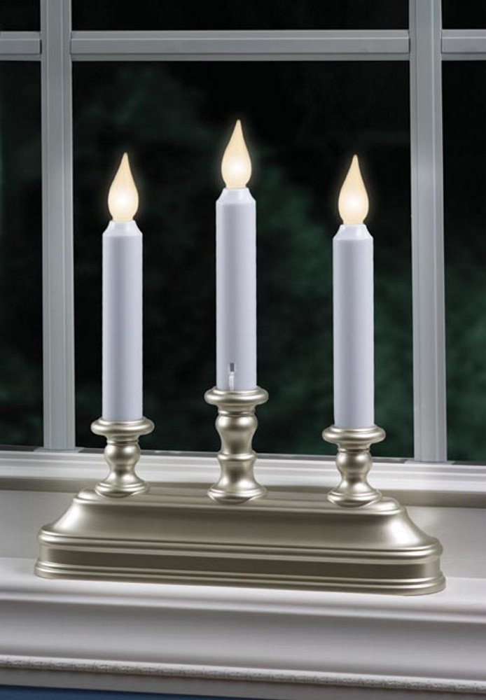 amazoncom xodus innovations fpc1530p battery operated led window candelabra home u0026 kitchen