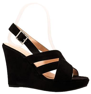 f500625db66 Elara Women Wedge Sandals