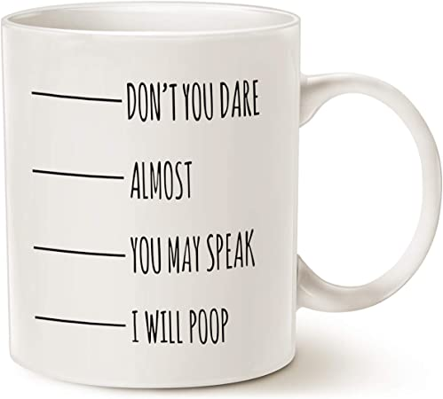 Don't let the cups drive you, enjoy the coffee instead. A