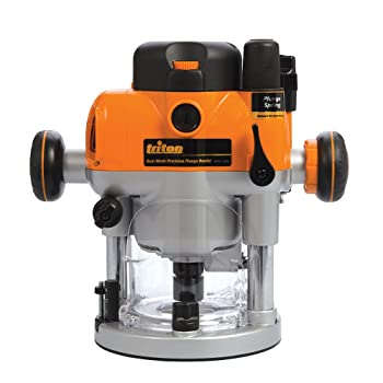 Triton Dual-Mode Plunge Wood Router