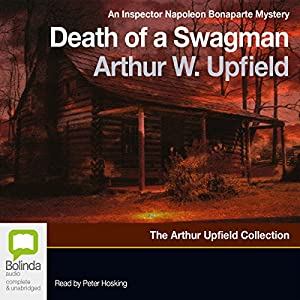 Death of a Swagman Hörbuch