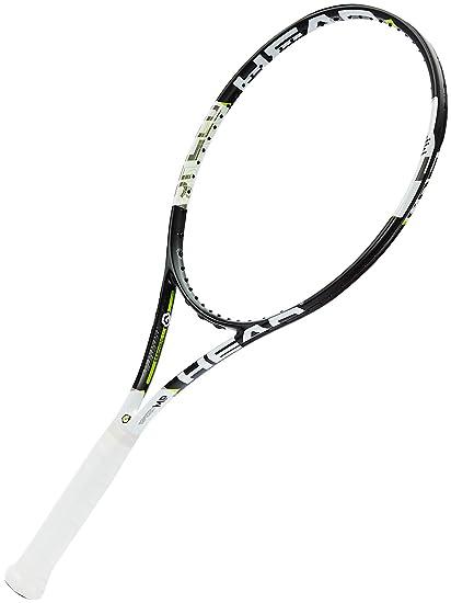 Head Graphene XT Speed Mp - Raqueta de tenis, color negro/verde/blanco