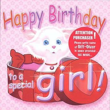 Happy Birthday Little Gir Happy Birthday Little Girl Amazoncom