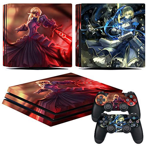 Top 10 best ps4 pro console skin anime for 2020