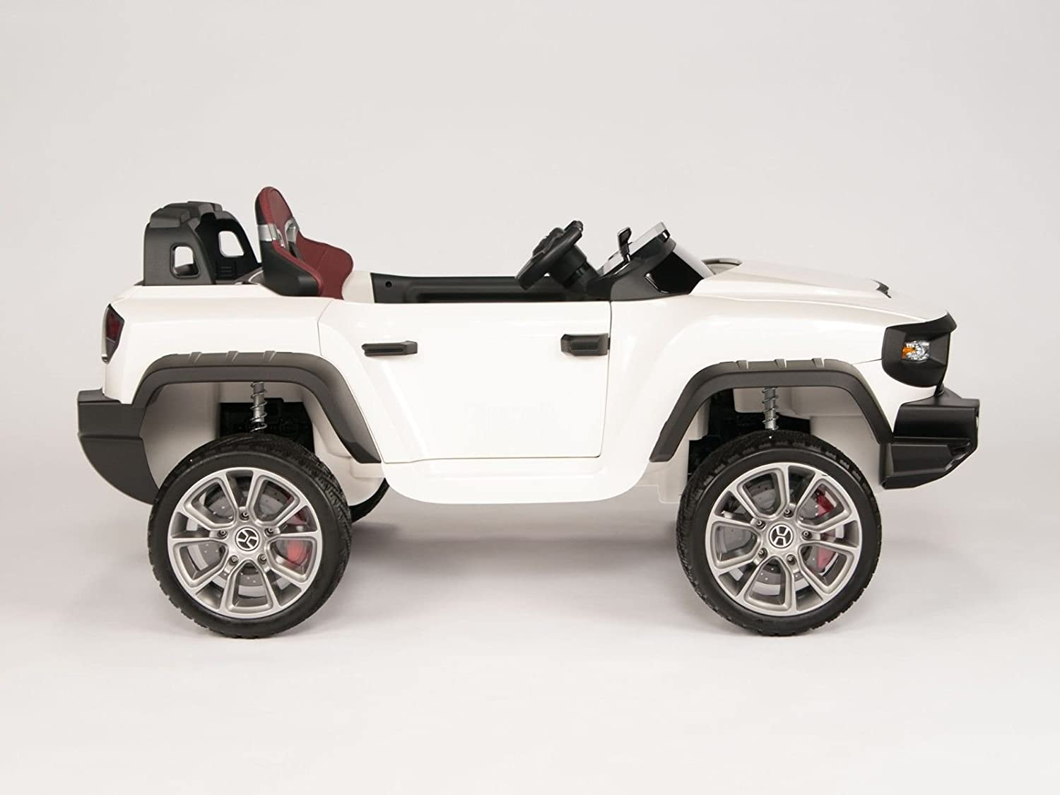 Henes Broon T870 Kids Ride On Jeep