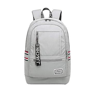 0b7738b6a76f2 Datuo Fashion Damen Streifen mit Fransen Daypacks Grosse Kapazität Gute  Qualität Backpack Reißverschluss Dauerhaft Niedlich Schulranzen