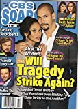 CBS Soaps In Depth Magazine - August 6, 2018 - Mishael Morgan & Bryton James (Young & the Restless) - Jacob Young - Stephen Nichols