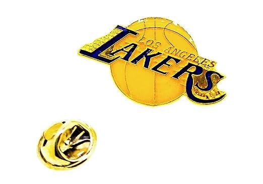 Pin de solapa NBA Los Angeles Lakers 30x17mm: Amazon.es: Hogar
