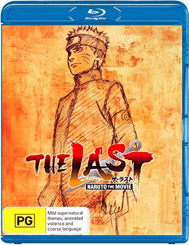 Naruto: The Movie - The Last [Blu-ray]