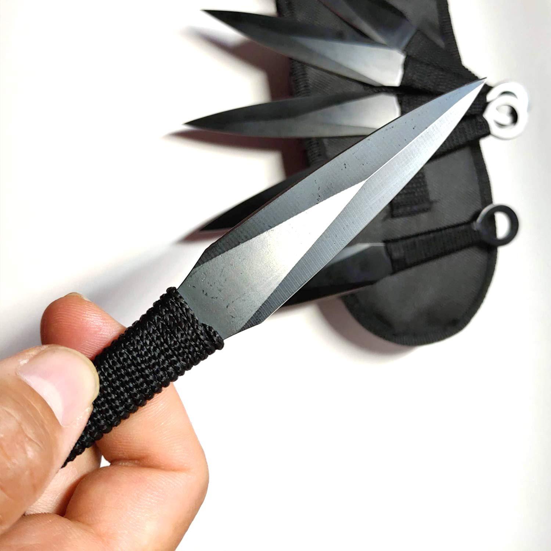 Amazon.com: avias cuchillo de alimentación 6 piezas cuchillo ...