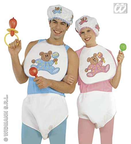 Adult Baby Dress Up Kit - Adult Fancy Dress Costume
