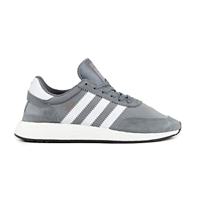 innovative design ae7ec bf799 BB2089 MEN INIKI RUNNER ADIDAS GRY WHITE BLACK