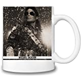 Michael Jackson Pop Legend Mug Cup