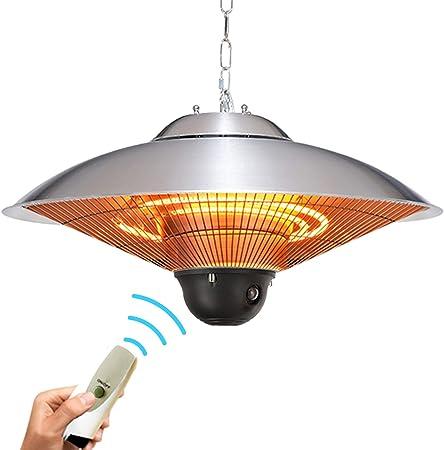 Amazon Com Raoccuy Electric Patio Heater Outdoor Ceiling 23inlarge 1500w Patio Heater Infrared Heaters Electric Outdoor Heater Outdoor Space Heater Portable Heater Carbon Infrared Heater Indoor Outdoor Garden Outdoor