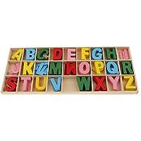 Baosity 156 x de Letras Coloridas de Alfabeto