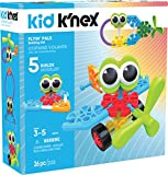 KID K'NEX – Flyin' Pals Building Set – 26 Pieces – Ages 3 and Up Preschool Educational Toy