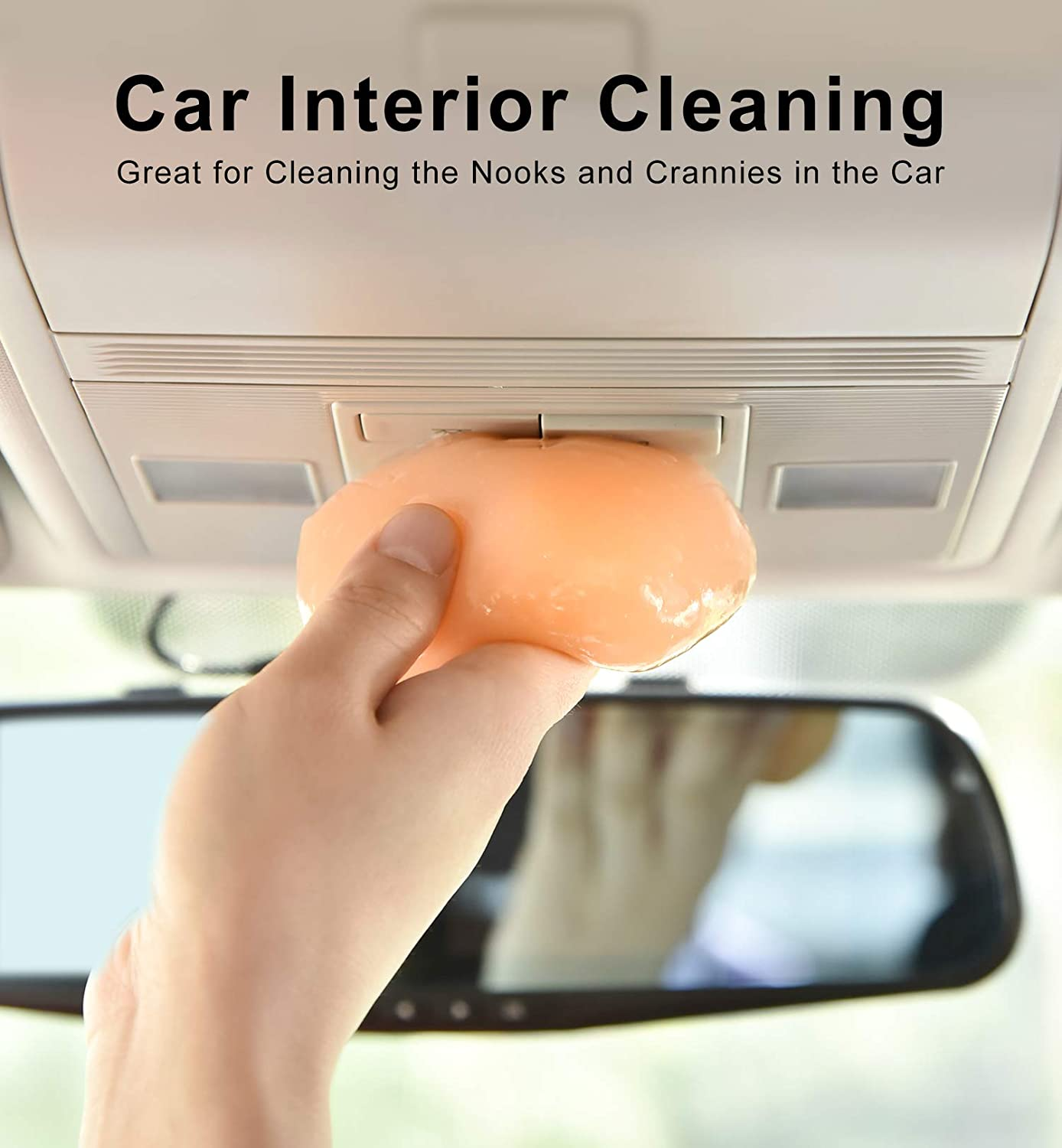 Cleaning Gel Car Detailing Putty Car Vent Cleaner