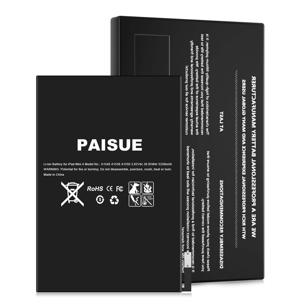 Bateria para IPad Mini 4 Models A1546 A1538 A1550 0 Cycle