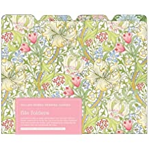 V&A William Morris Garden 8 File Folders