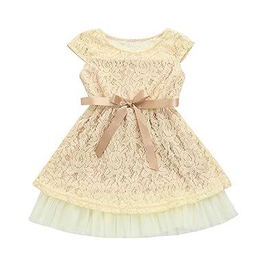945ca7b492a53 Lolittas Summer Kids Baby Party Princess Tutu Dress 2-6 Years,Pink ...