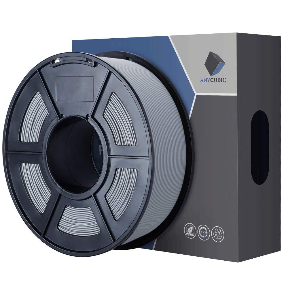 Anycubic - Filamento PLA mejorado de 1,75 mm, bajo olor, -0 ...