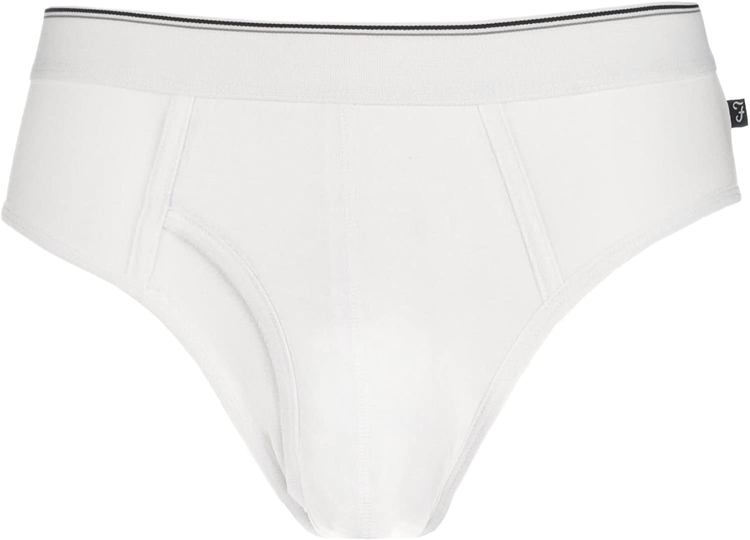 FARAH Mens 2 Pack Keyhole Briefs