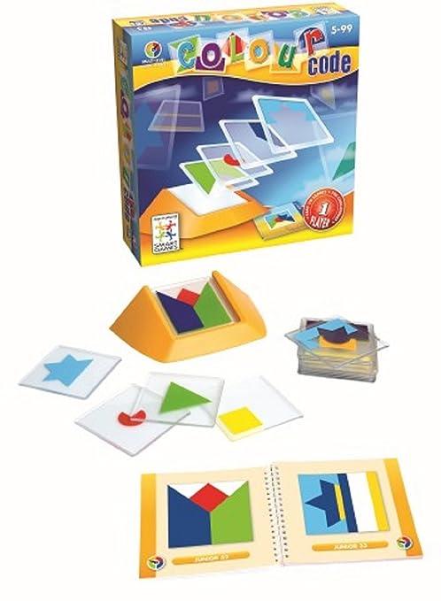 Amazon Com Smart Tangoes Usa Color Code Toys Games