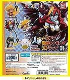 PUZZLE & DRAGONS Pazudora Advent figure strap 03 all five Furukonpu set Bandai Gachapon strap figure