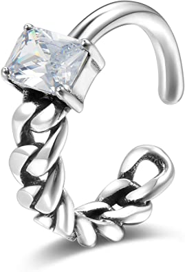 Stackable Sterling Silver Mid Finger Band Above the Knuckle Midi Ring