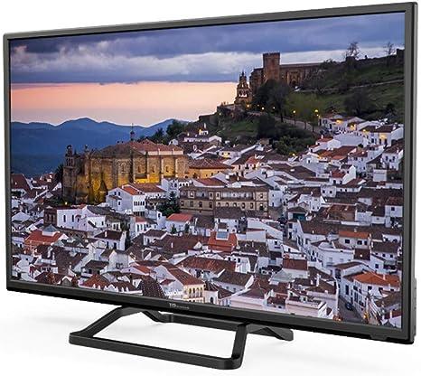 Televisores LED 32 Pulgadas TD Systems K32DLM10H. 2X HDMI, VGA, USB Grabador Reproductor, DVB-T2/C/S2: Amazon.es: Electrónica