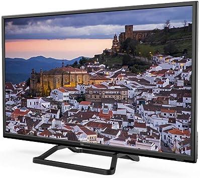 Television 32 Pulgadas, 2X HDMI, VGA, USB, 800 PCI Hz, Grabador ...