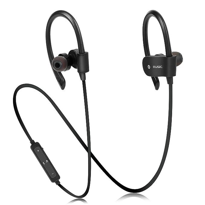 RASCJ® Auriculares Bluetooth, i7 WTS Auriculares de diadema para ...