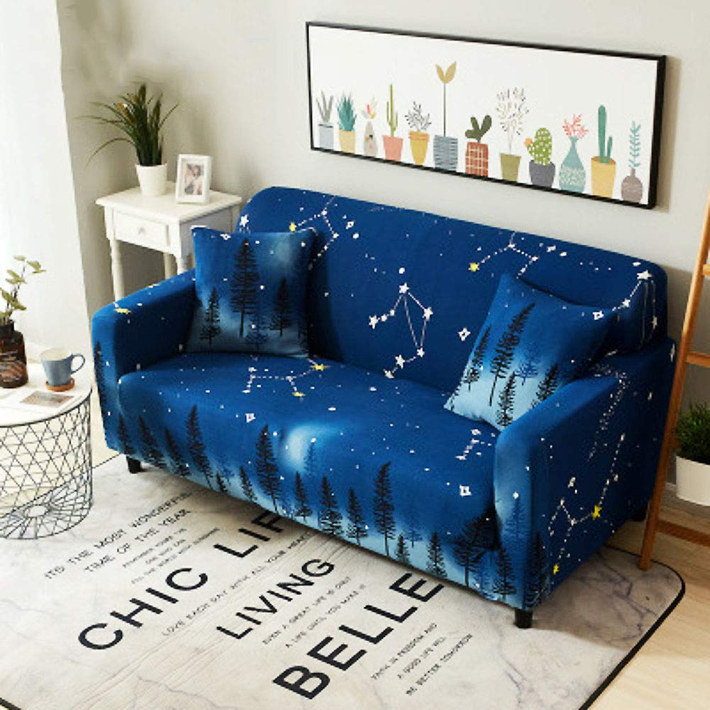 Amazon.com: SANDM Funda de sofá elástica antideslizante ...
