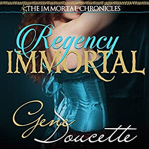 Regency Immortal Audiobook