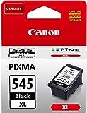 Canon PG545XL - Cartucho de tinta, 15ml, 400 lados, color negro