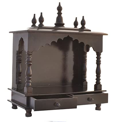 Buy Jodhpur Handicrafts Home Temple Wooden Temple Pooja Mandir