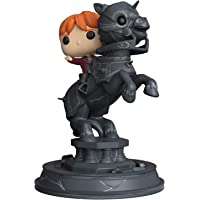 Figurine - Pop Movie Moment - Harry Potter - Ron Riding Chess Piece