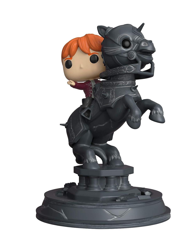 Funko Pop! Harry Potter - Ron Riding Chesspiece