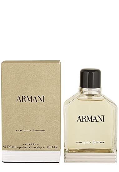 Buy Giorgio Armani Eau Pour Homme Men 100ML EDT Online at Low Prices in  India - Amazon.in c5b688997a45