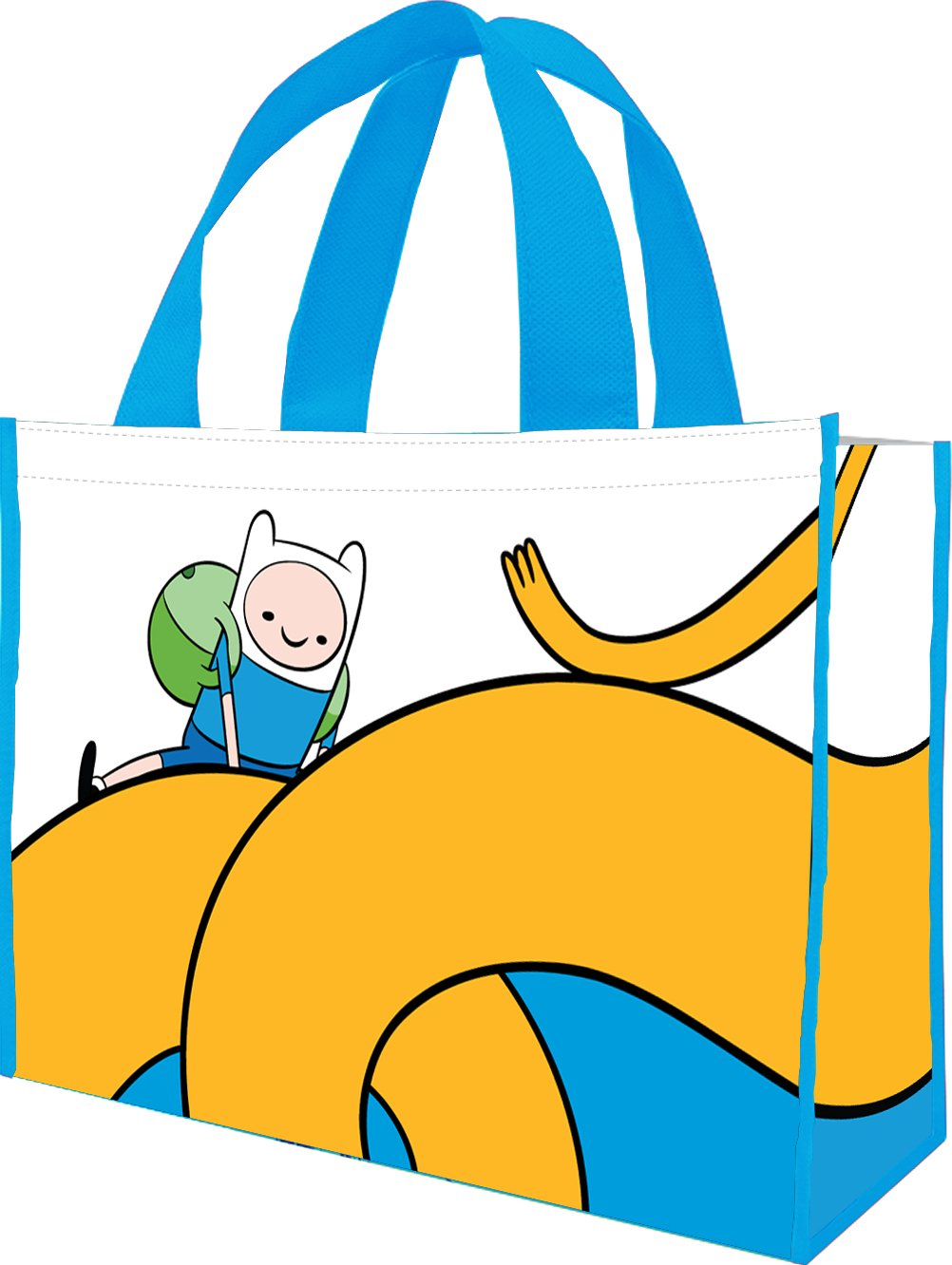 Adventure Time Large Recycled Shopper Tote