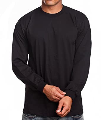 0e3663d6 PRO 5 Super Heavy Mens Long Sleeve T-Shirt