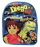 Go Diego Go! Dinosaur Mission Small Size Kids Backpack (12in)