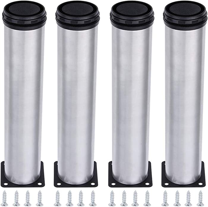 Updated 2021 – Top 10 16 Inch Stainless Steel Furniture Legs