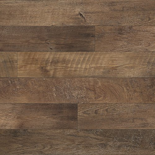 Luxury Vinyl Plank - Mannington Hardware ALP602 Adura Glue Down Distinctive Collection Luxury Dockside Vinyl Plank Flooring, Pier