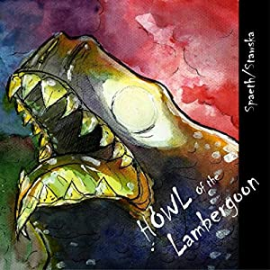Howl of the Lambergoon Audiobook