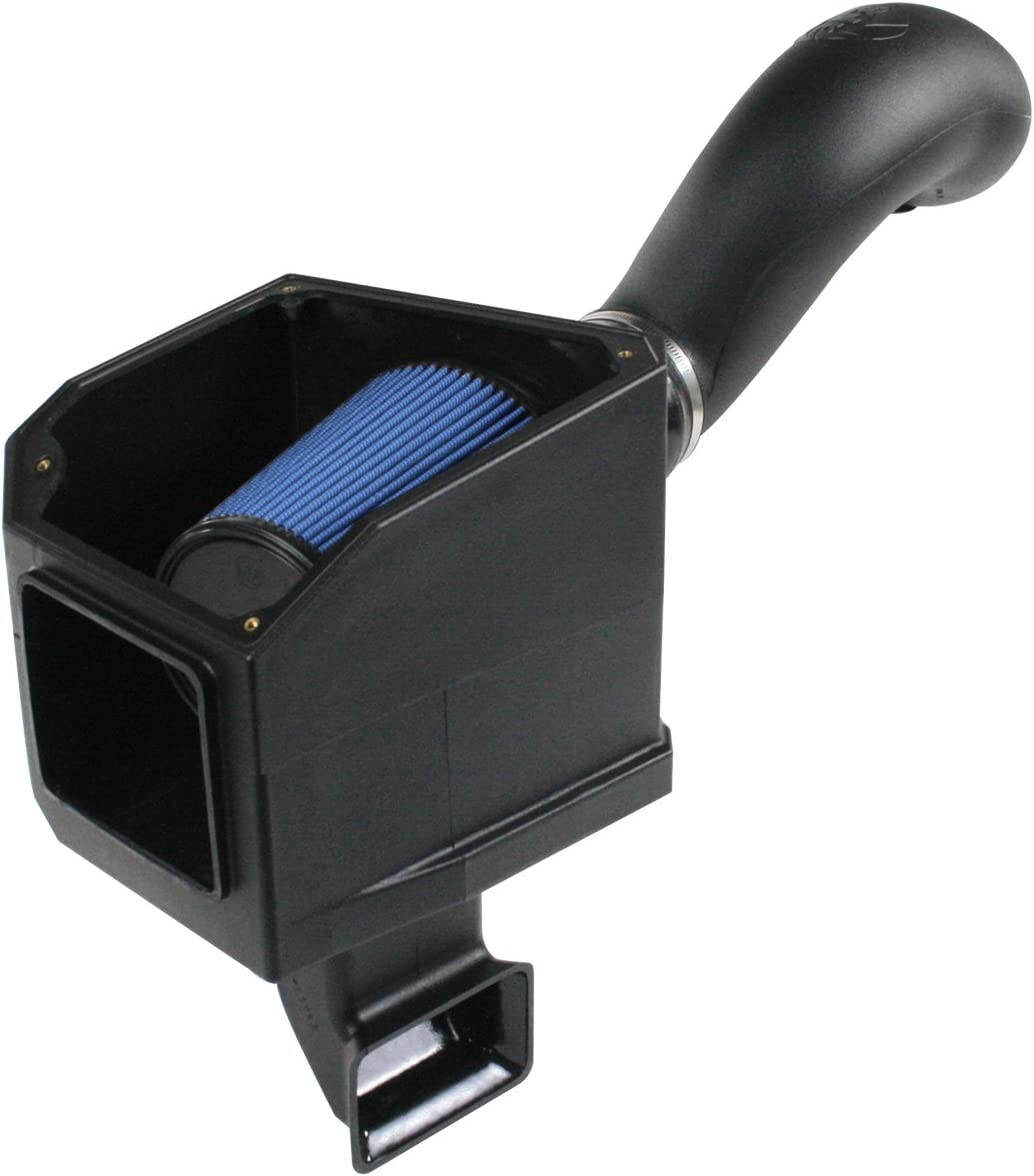 aFe Power Magnum FORCE 54-81072 GM Truck//SUV Performance Intake System Oiled, 5-Layer Filter