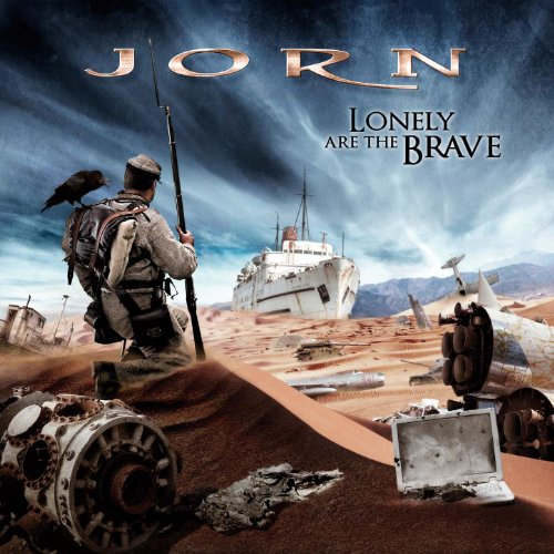 Jorn-Lonely Are The Brave-(FR CD 374)-CD-FLAC-2008-RUiL Download