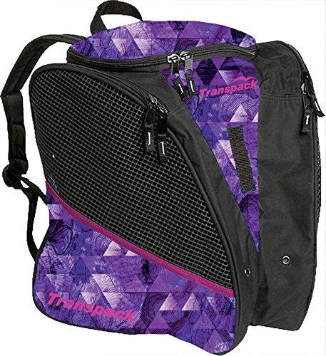 Ice Skate Backpack - Transpack ICE Skate Backpack - Purple Topo