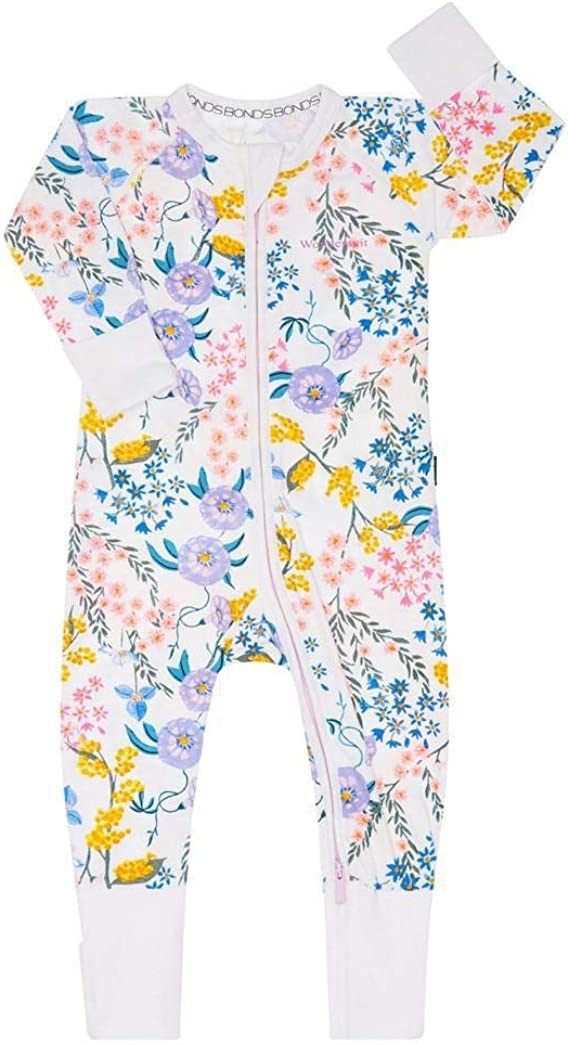 Bonds Zip Wondersuit Wendys Wildflowers Deep Atlantic
